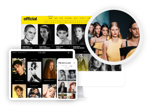 Modeling Agency Software